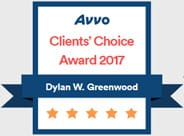 AVVO Client Choice Award 2017